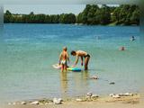 Suwalszczyzna jezioro Orzewo